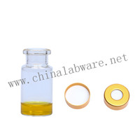 10ml GC analysis vials