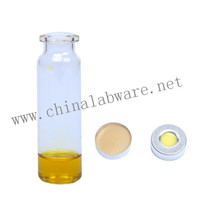 crimp gas chromatography vials