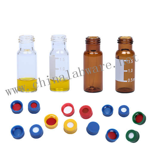 2ml HPLC glass vials