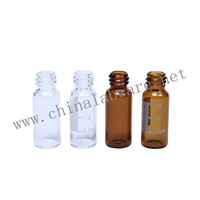 chromatpgraphy glass bottles