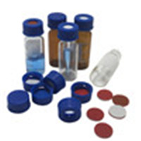 HPLC waste vials