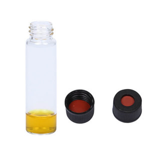 12ml clear hplc vials