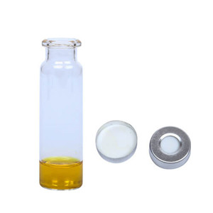 22ml gc vials